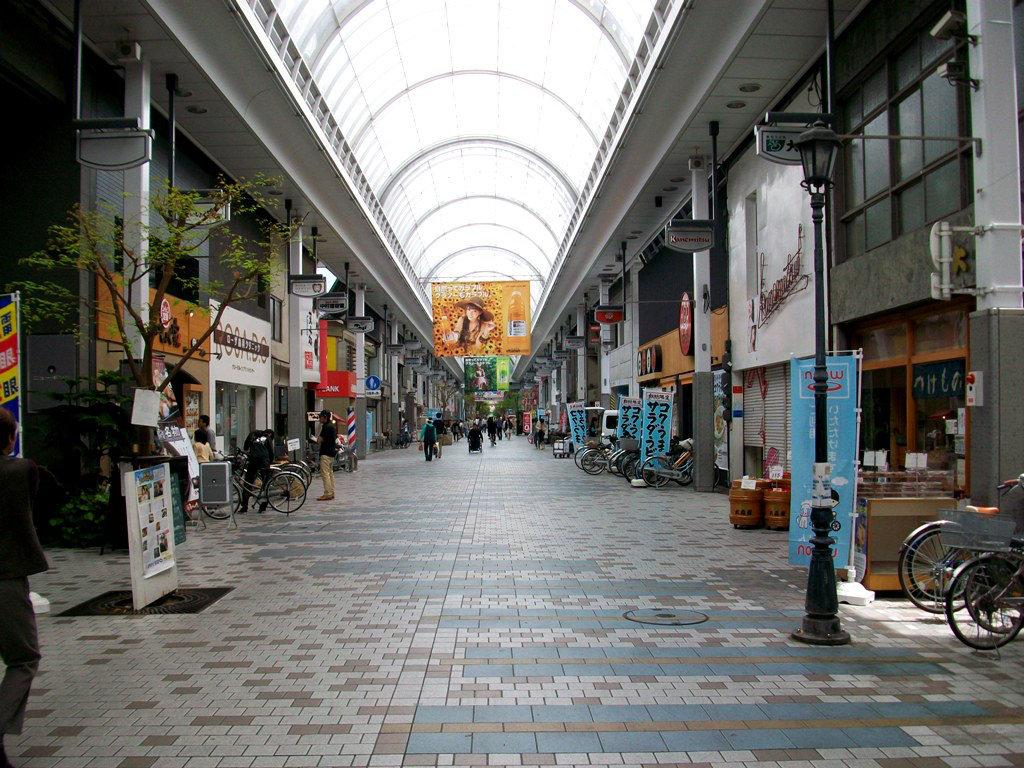 Hyogomachi Shopping Streets / 高松兵库町商店街