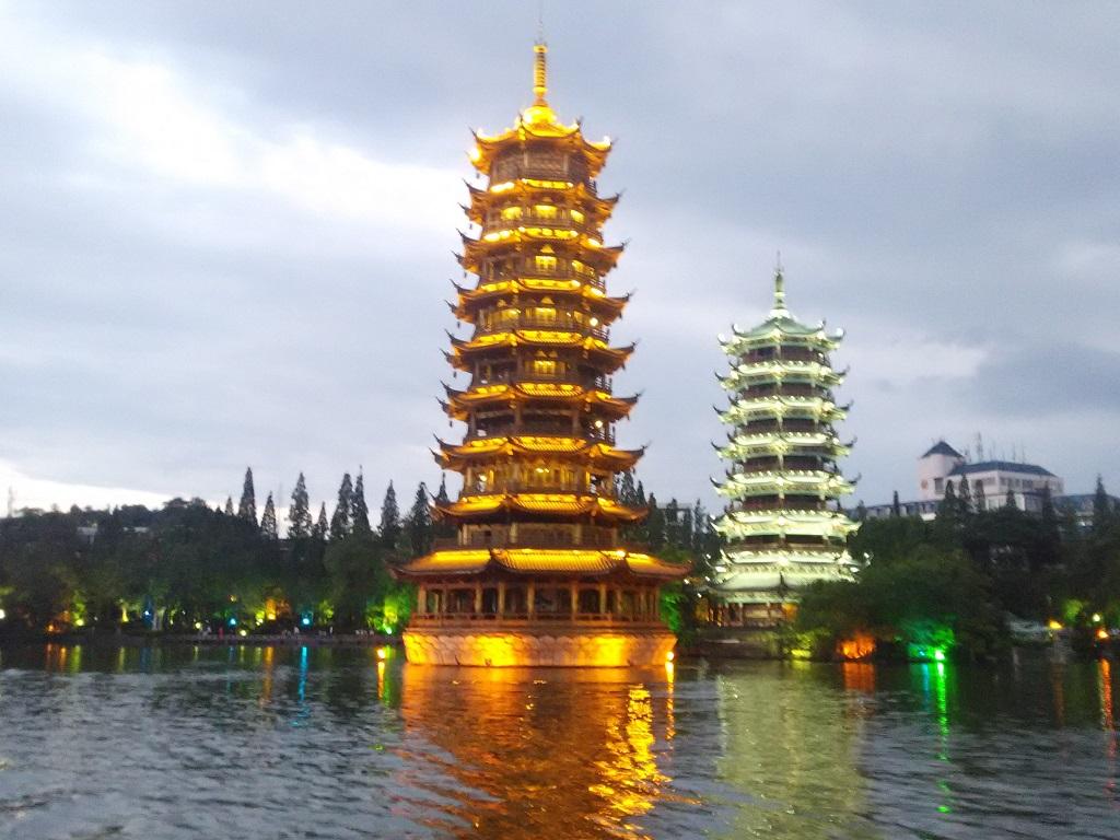 Rongshan Lake Scenic Area榕杉湖景区