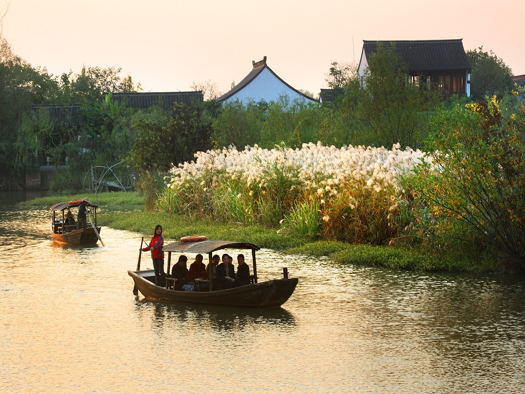 Xixi Wetland National Forest Park西溪湿地