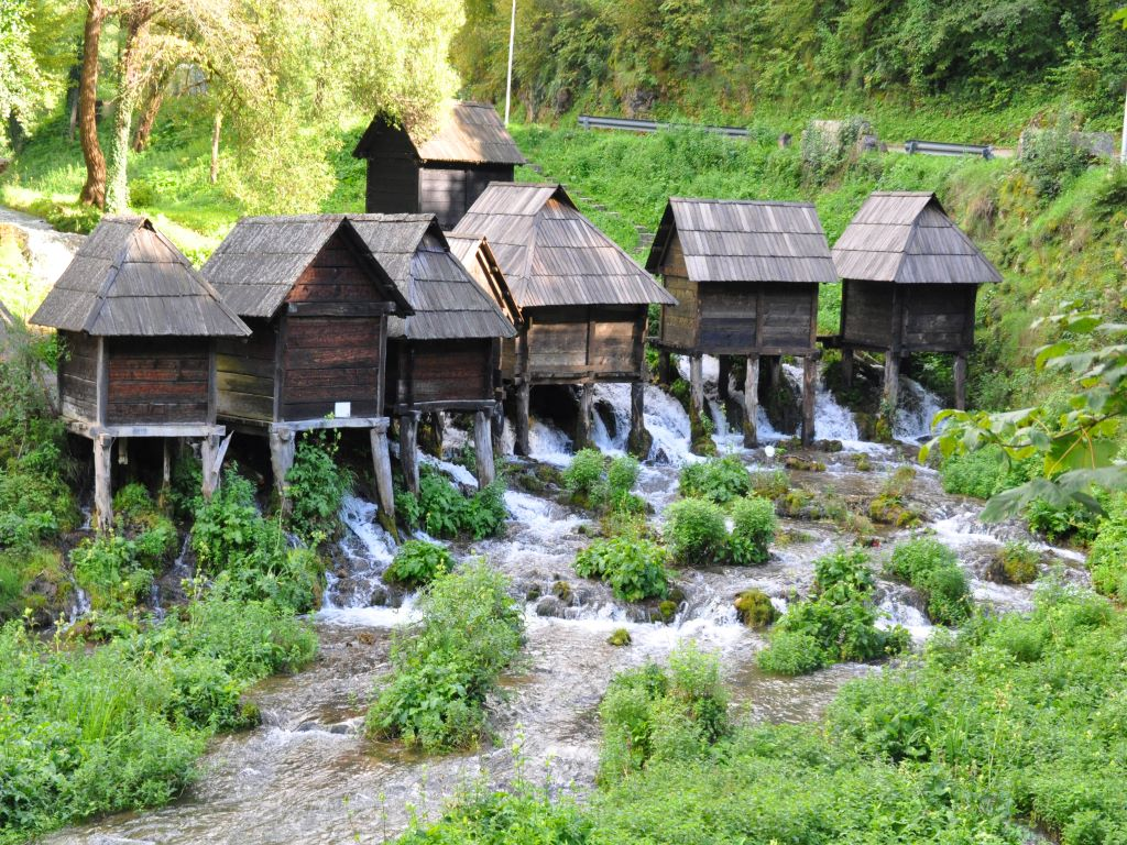 Day 03-15  Watermills, Jajce (水磨坊,亚伊采)
