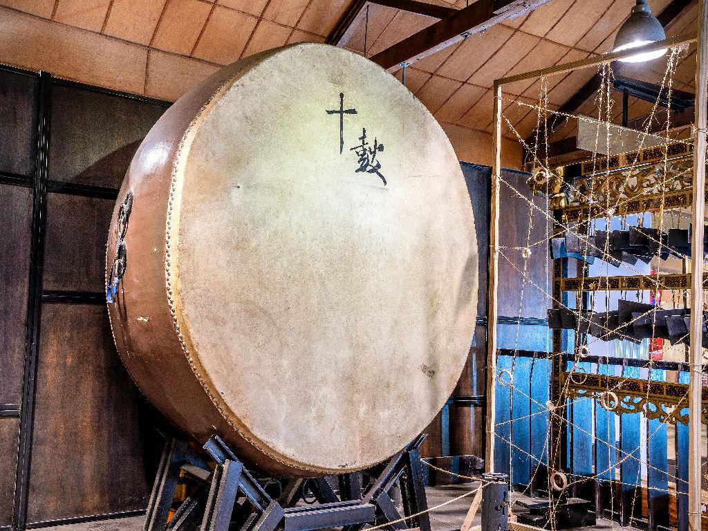 Ten Drum Ciaotou Creative Park (十鼓文创园区)