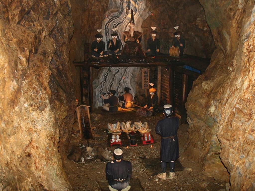 Sado Gold Mine / 佐渡金山