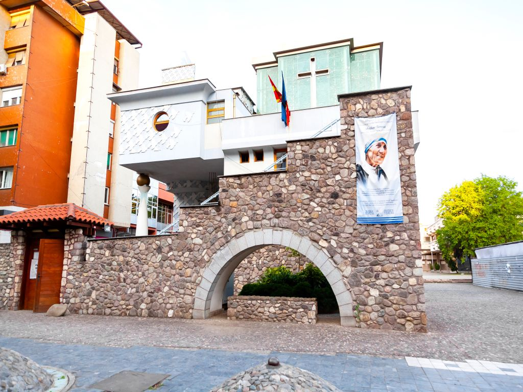 Day 06-08  Mother Theresa Old House, Skopje (特蕾莎修女故居,斯科普里)