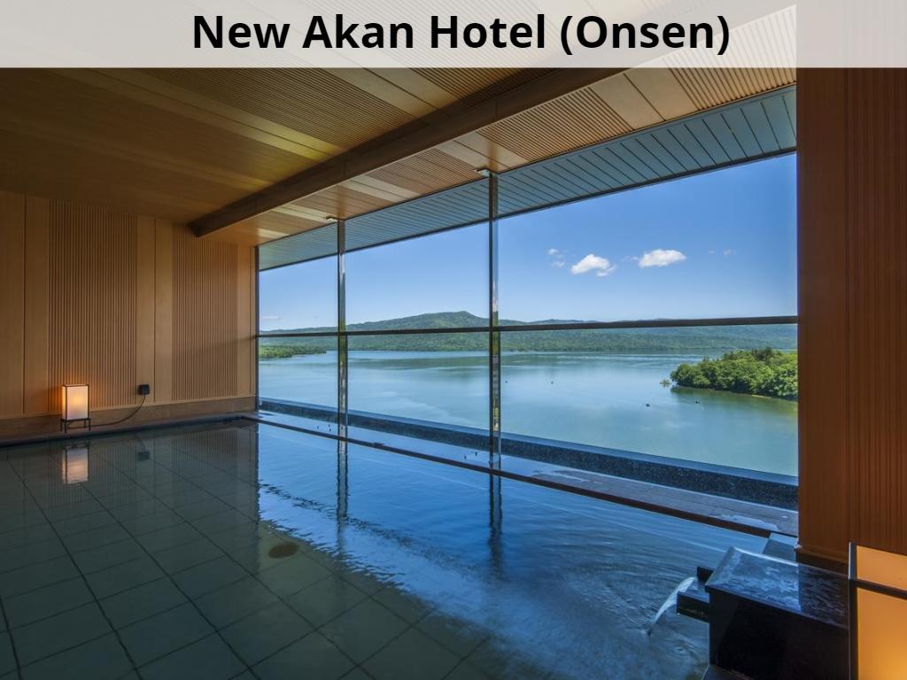 New Akan Hotel (Onsen)