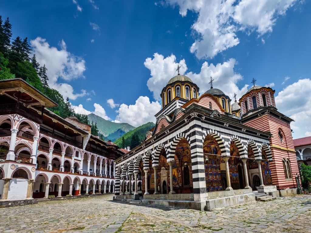 Day 06-02  Rila Monastery, Rila (里拉修道院,里拉)