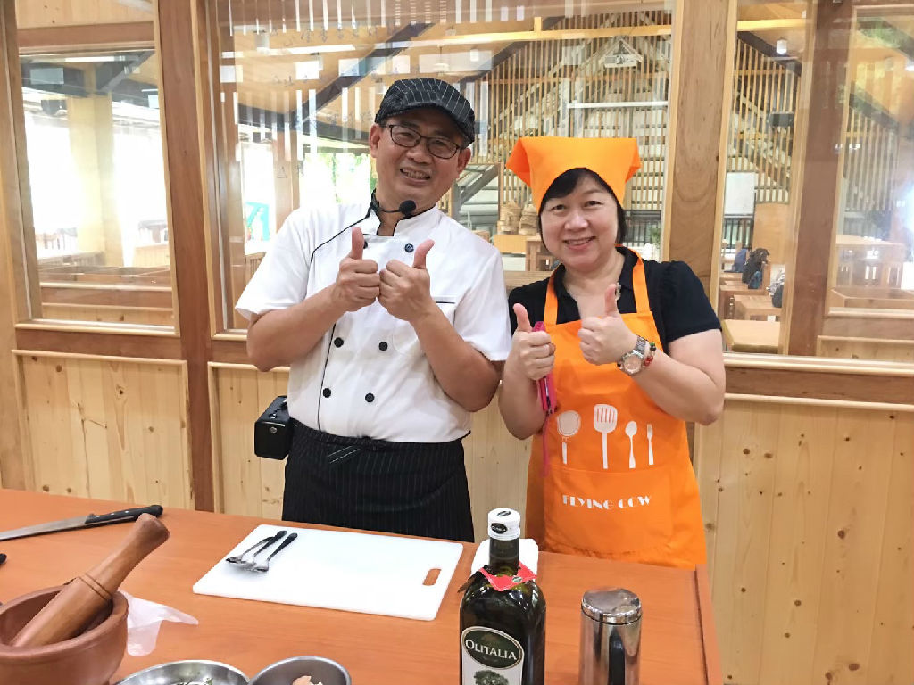 Flying Cow Ranch White Feast Cooking Class (飞牛牧场 X 白色飨宴)
