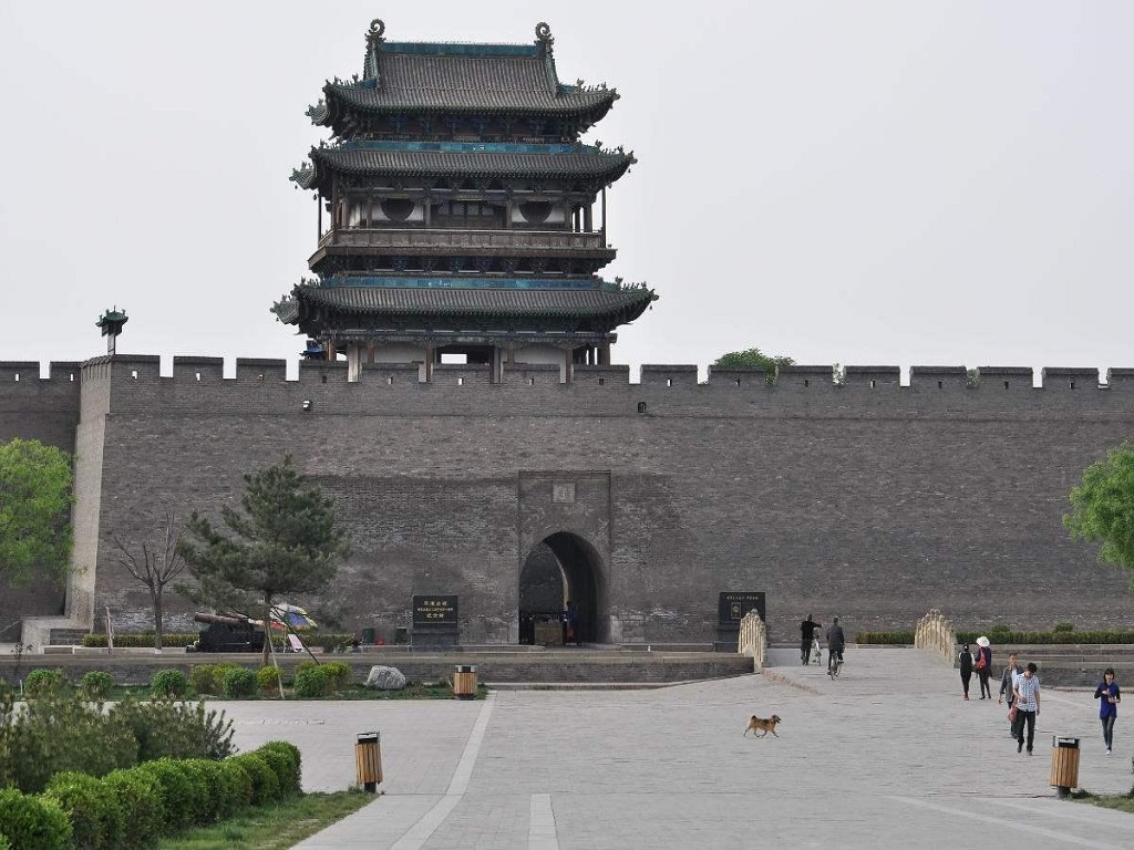 Pingyao Ancient City平遥古城
