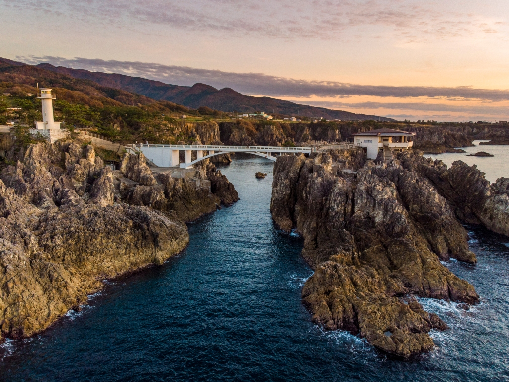 Senkakuwan Bay marine park / 尖阁湾