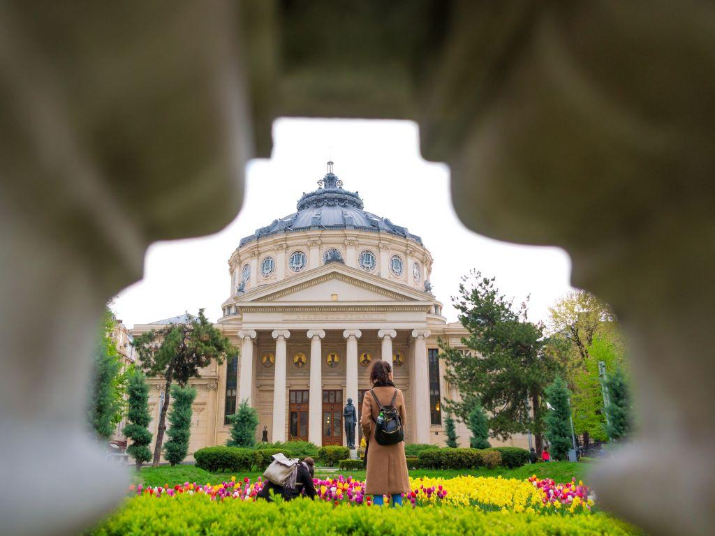 Day 02-03  Athenaeum Concert Hall, Bucharest (罗马尼亚雅典音乐厅,布加勒斯特)