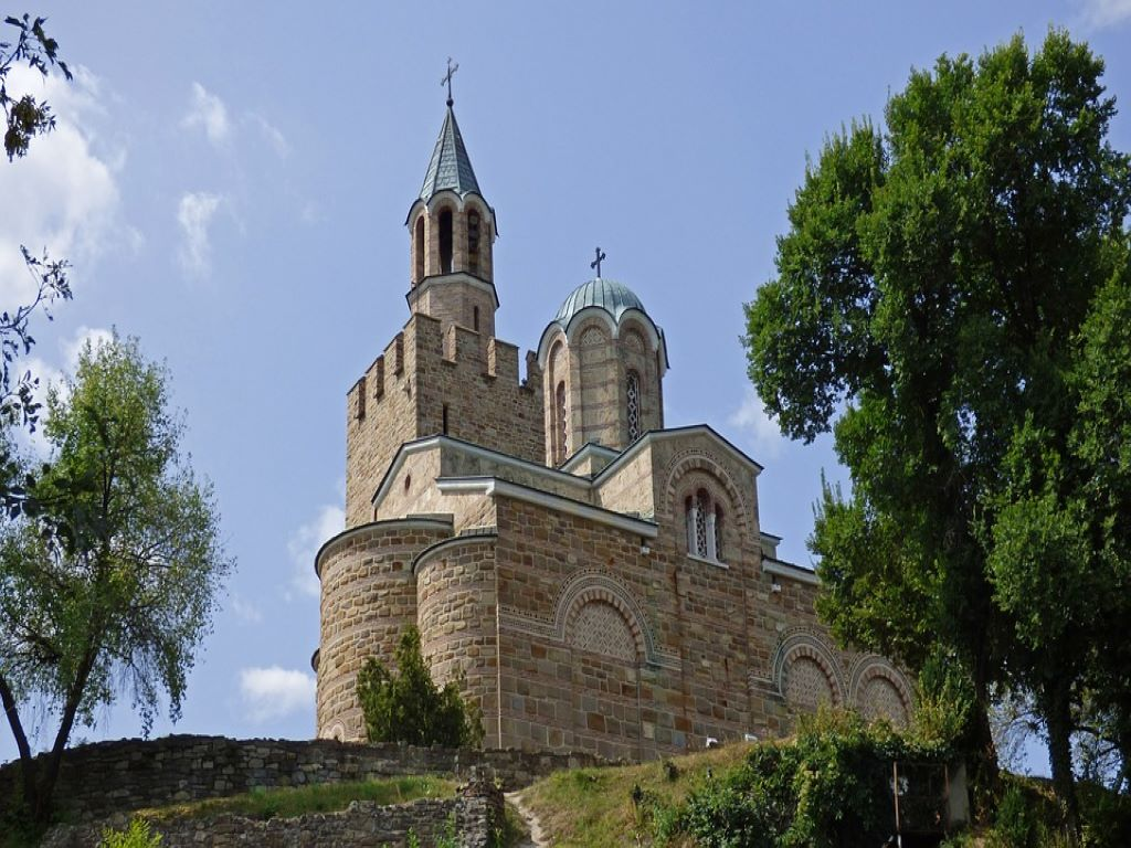 Day 04-07  Tsarevets Fortress, Veliko Tarnovo (沙皇城堡,维利科塔诺沃)