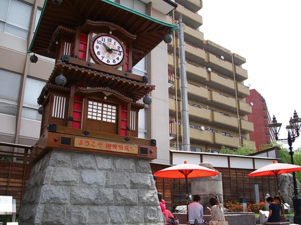 Botchan Karakuri Clock Tower / 公子哥机关种