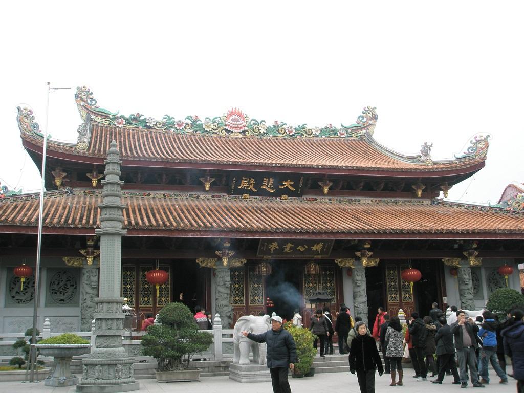 Chaozhou Kaiyuan Temple潮州开元寺