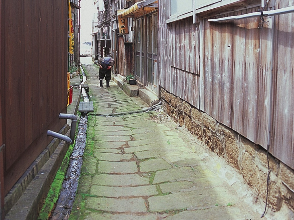 Shukunegi Town / 宿根木