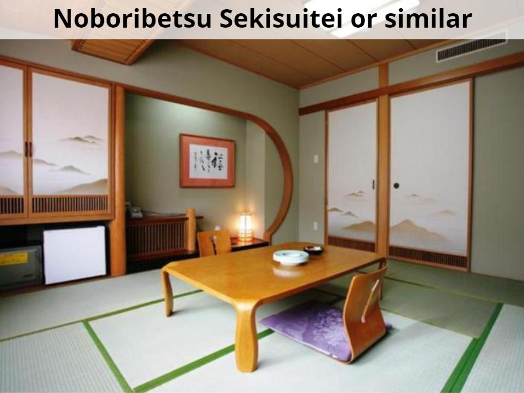 Noboribetsu Sekisuitei or similar