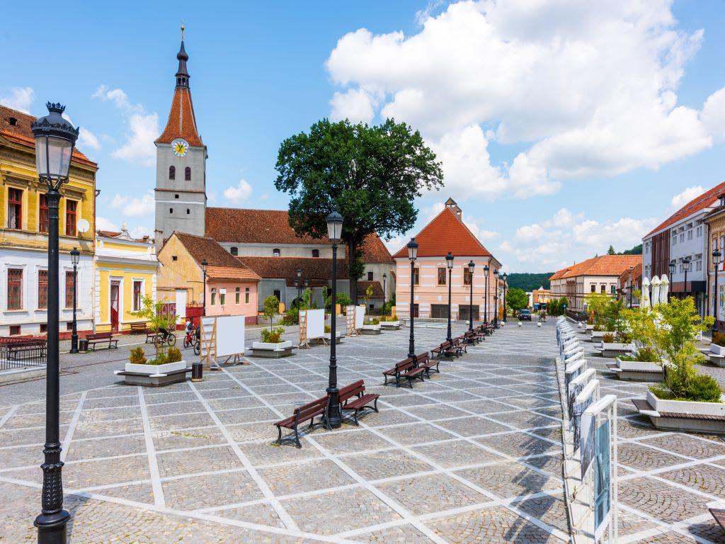 Day 03-05  Council Square, Brasov (市议会广场,布拉索夫)