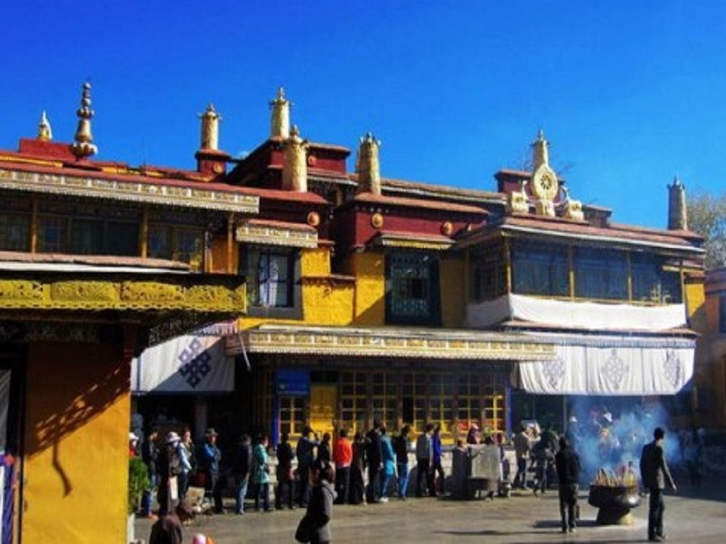 Sera Monastery扎基寺