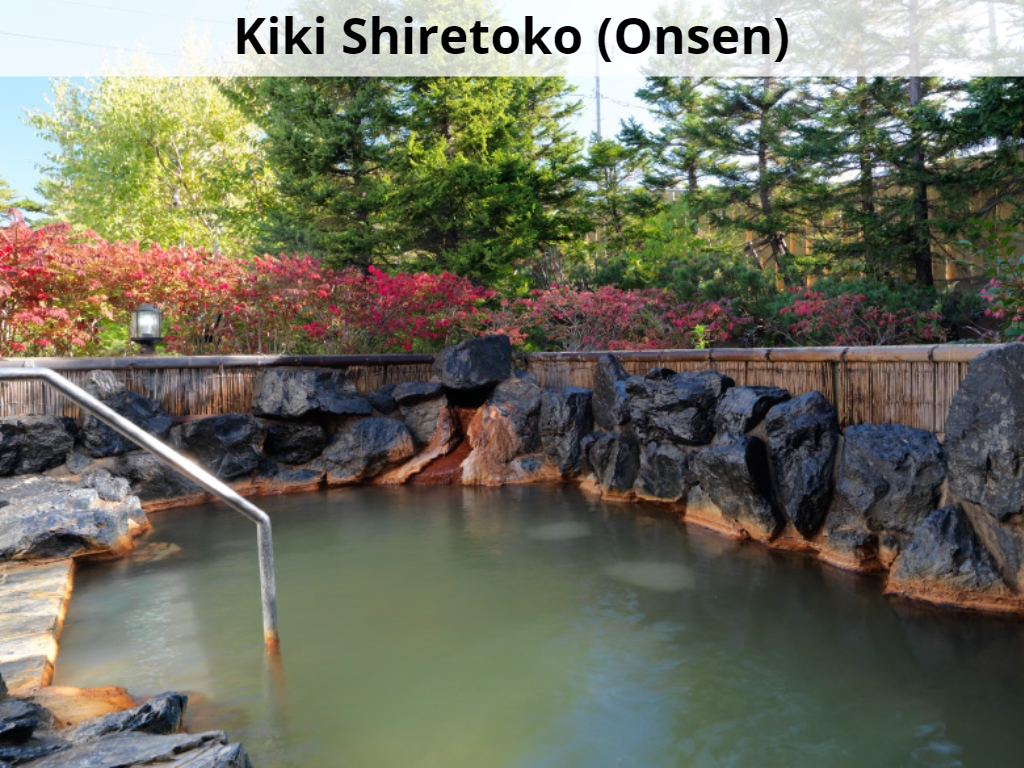 Kiki Shiretoko Natural Resort (Onsen)