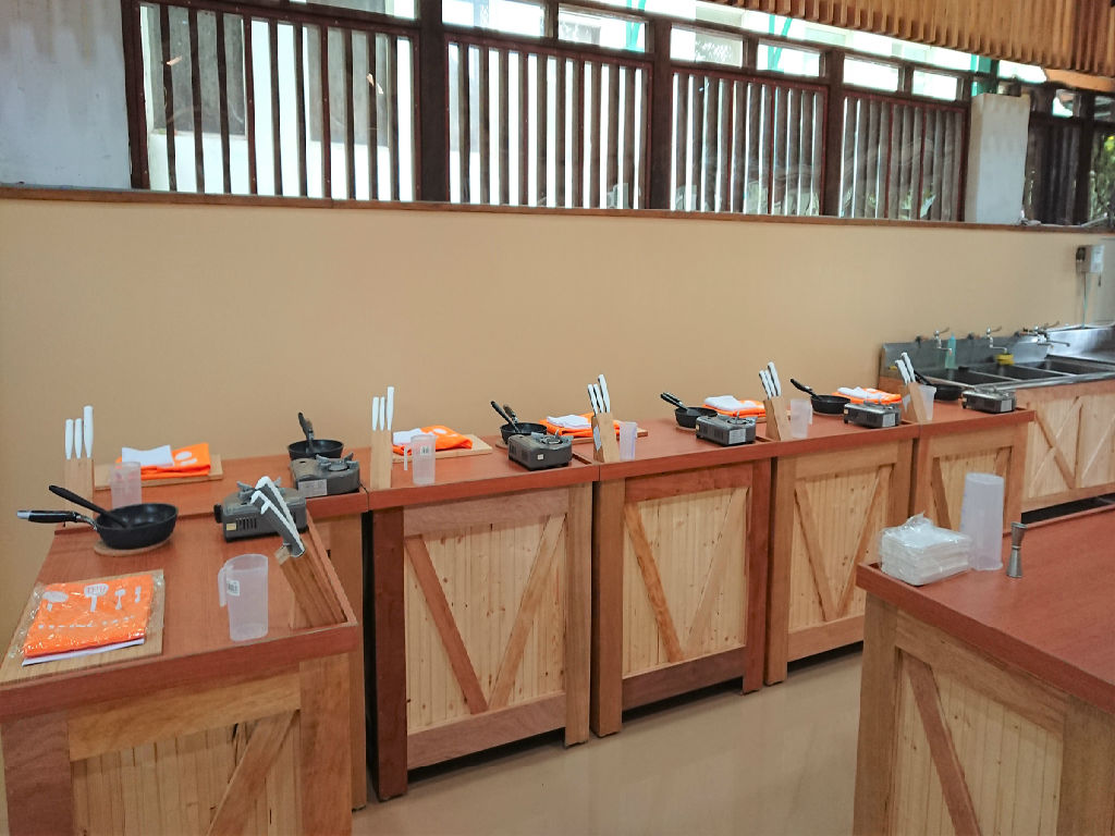 Cooking Classroom (烹饪教室)