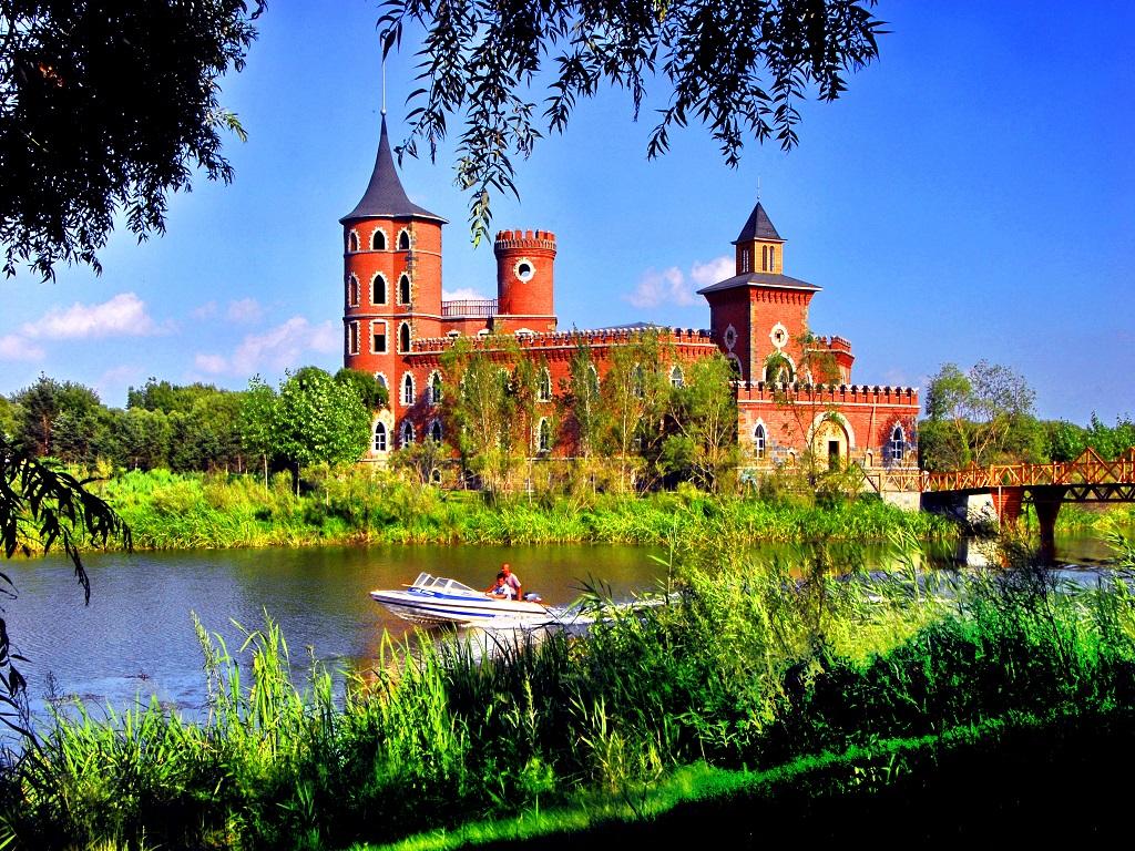 Pavlov Castle巴甫洛夫城堡
