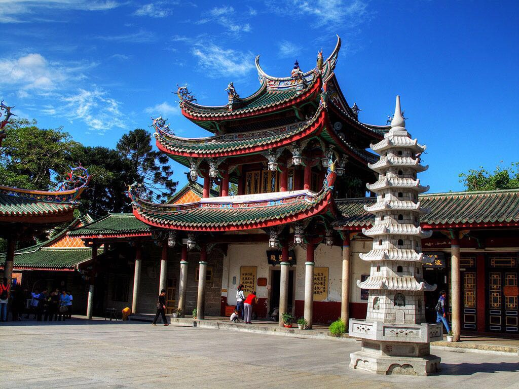 South Putuo Temple南普陀
