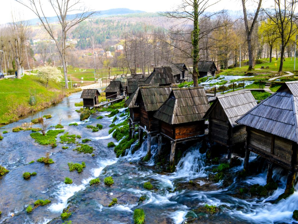 Day 03-16  Watermills, Jajce (水磨坊,亚伊采)