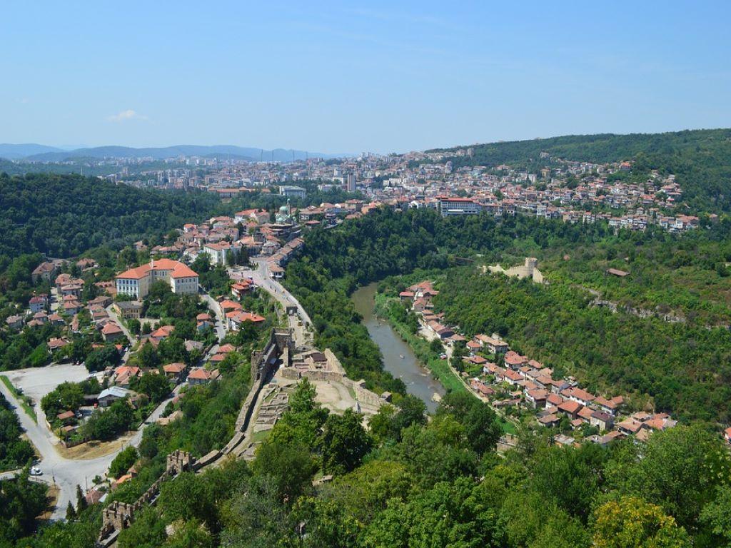 Day 04-02  Old Town, Veliko Tarnovo (古城老镇,维利科塔诺沃)