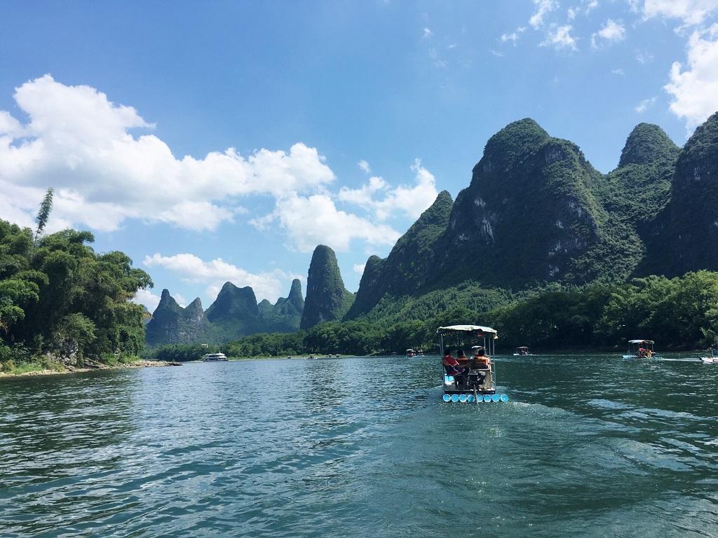 Lijiang  漓江兴坪段