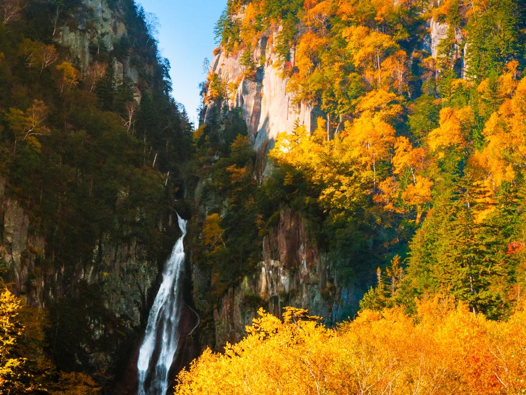 Great Ryusei Falls / 流星和银河瀑布
