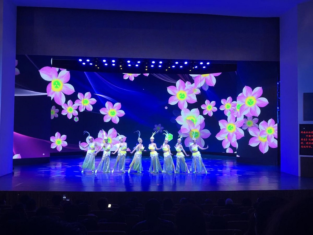 song and dance performance 闽南神韵歌舞秀