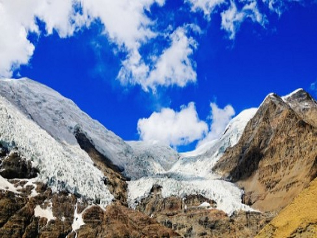 Carola Glacier卡若拉冰川