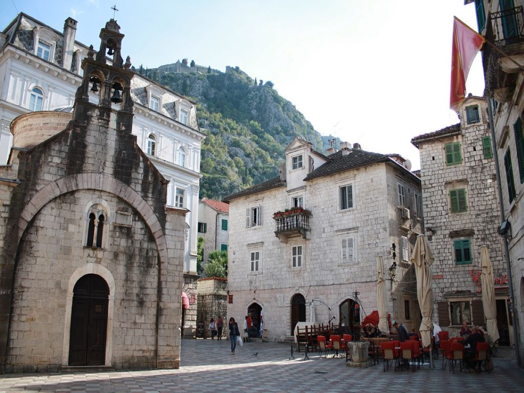 Day 05-06  Old Town, Kotor (老城,科托尔)