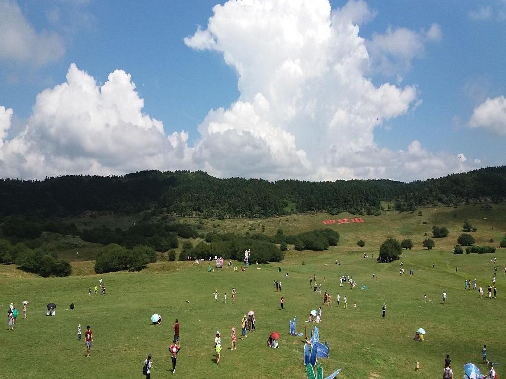 Fairy Mountain Forest Park仙女山森林公园