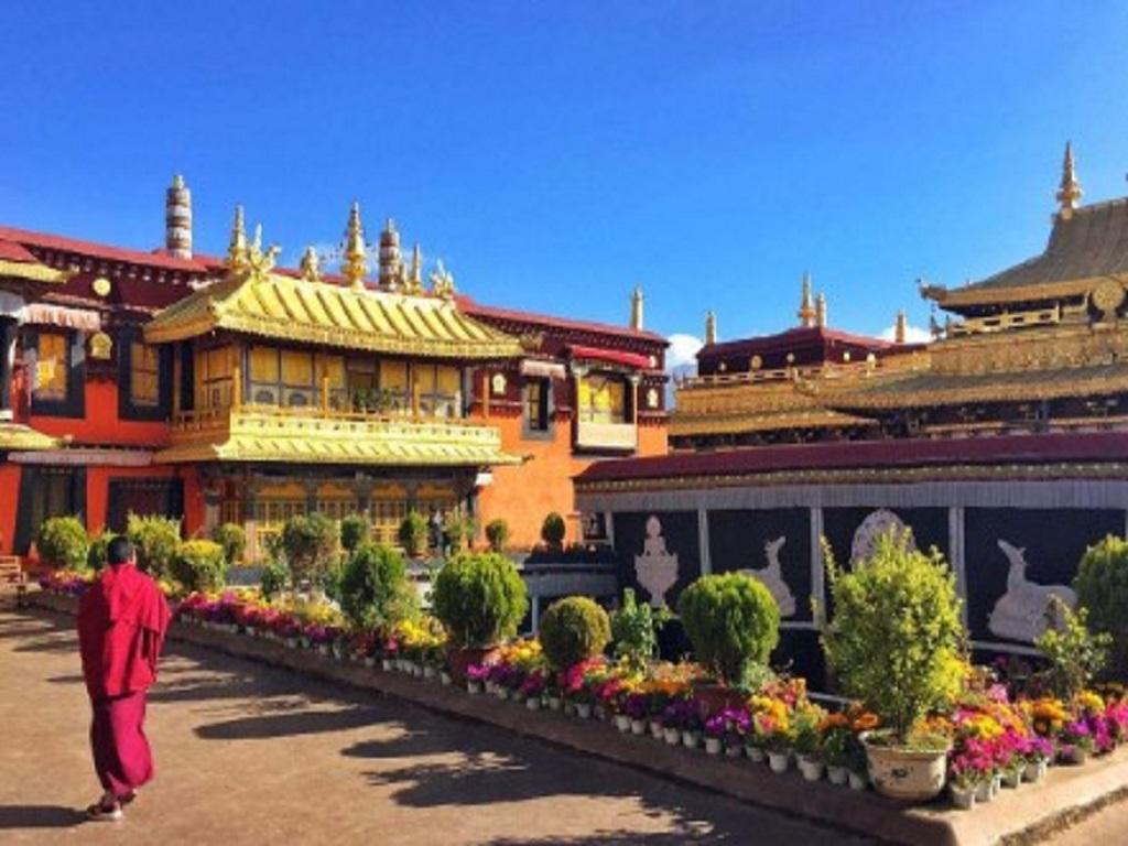 Jokhang  Temple大昭寺