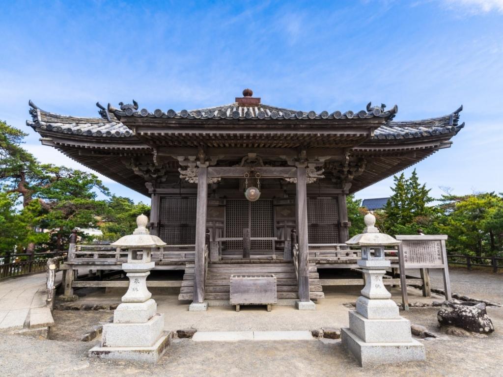 Godaido Temple / 五大堂