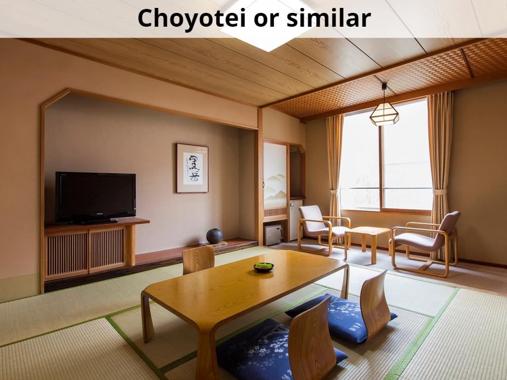 Choyotei or similar