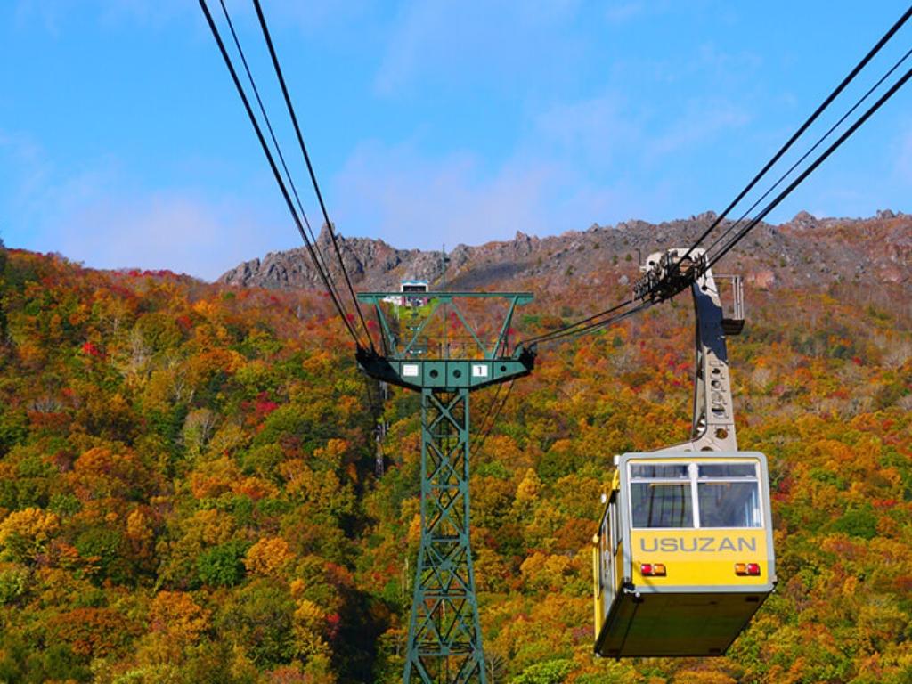 Toya Uzusan Ropeway / 有珠山