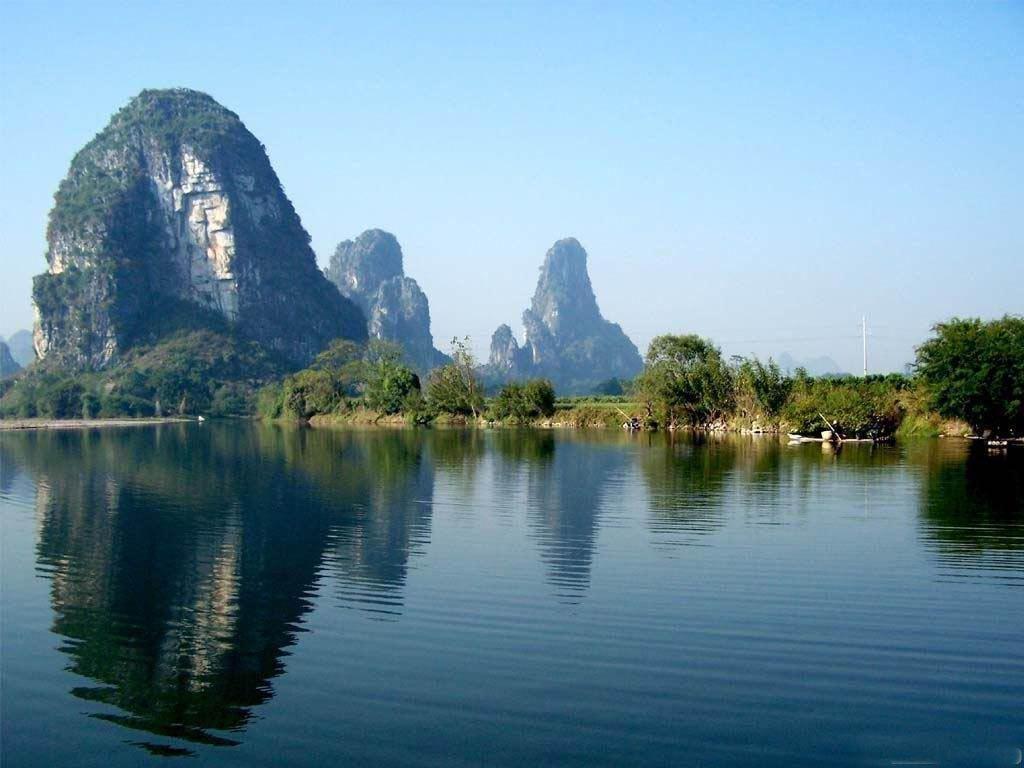 Lijiang Bay Scenic Spot荔江湾景区