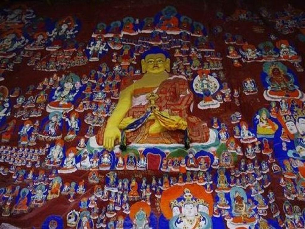 Tashihunpo Monastery扎什伦布寺