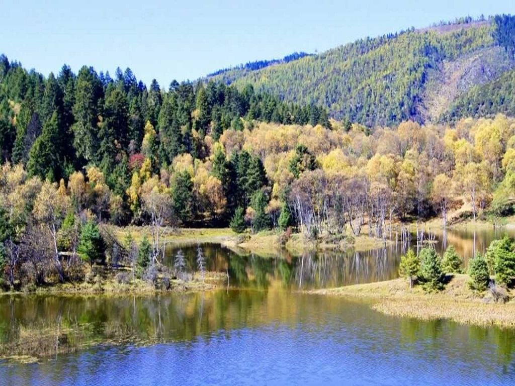 Pudacuo National Park 普达措国家公园