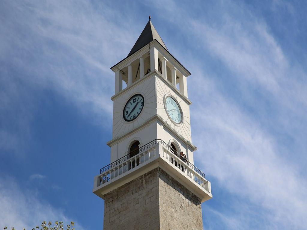 Day 08-06  Clock Tower, Tirana (钟楼,地拉那)