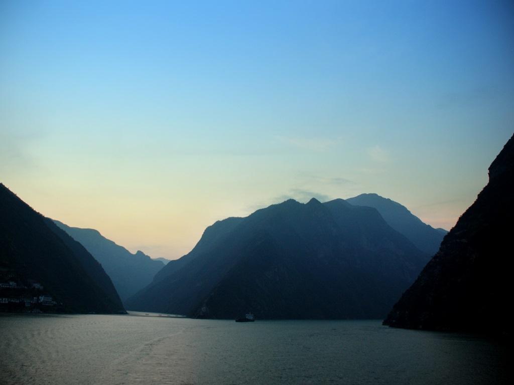 Wu Gorge巫峡