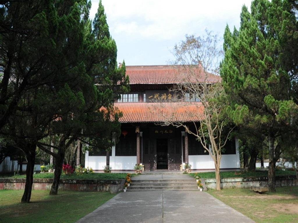 Liuyong Memorial Hall柳永纪念馆