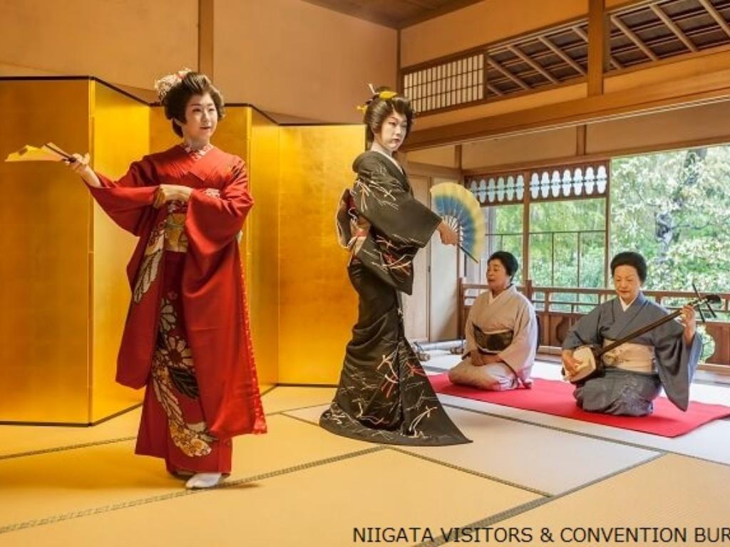 Niigata Geigi / 欣赏艺伎表演