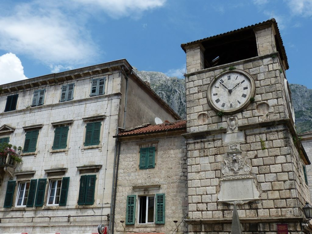Day 05-05  Old Town, Kotor (老城,科托尔)
