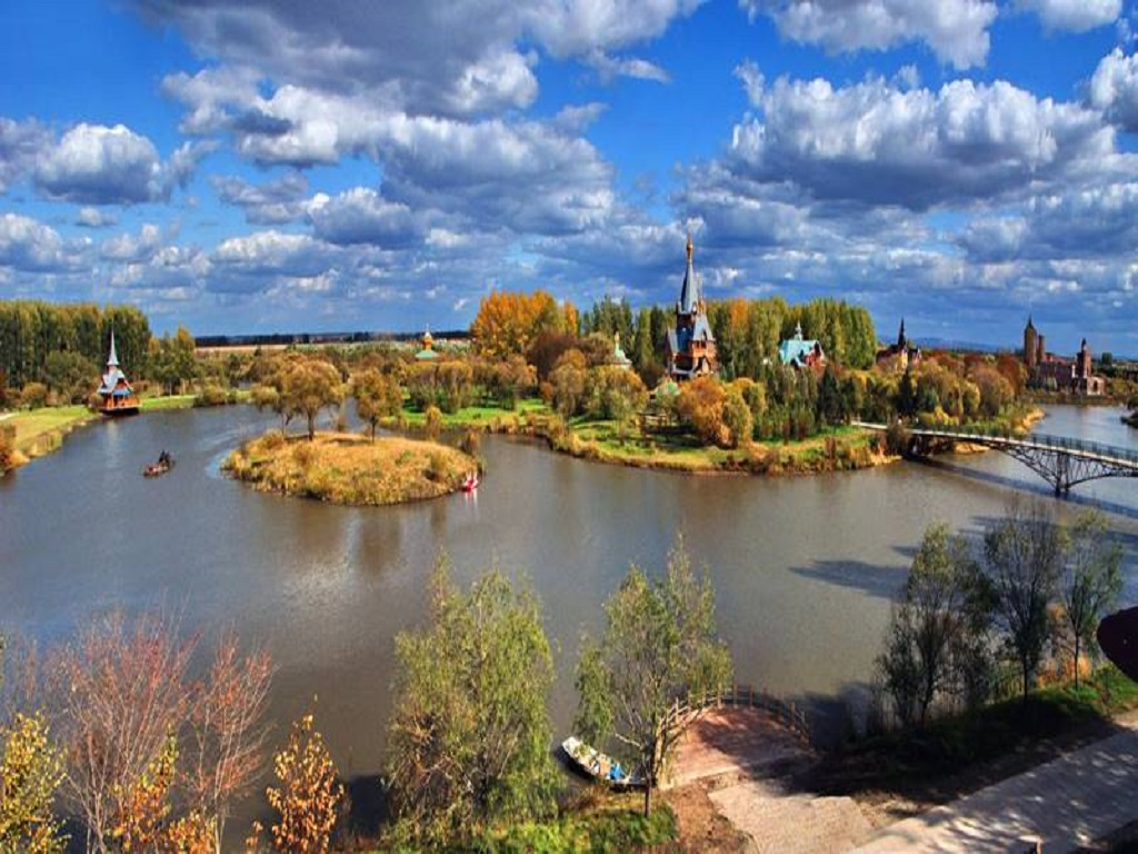 Volga Manor伏尔加庄园