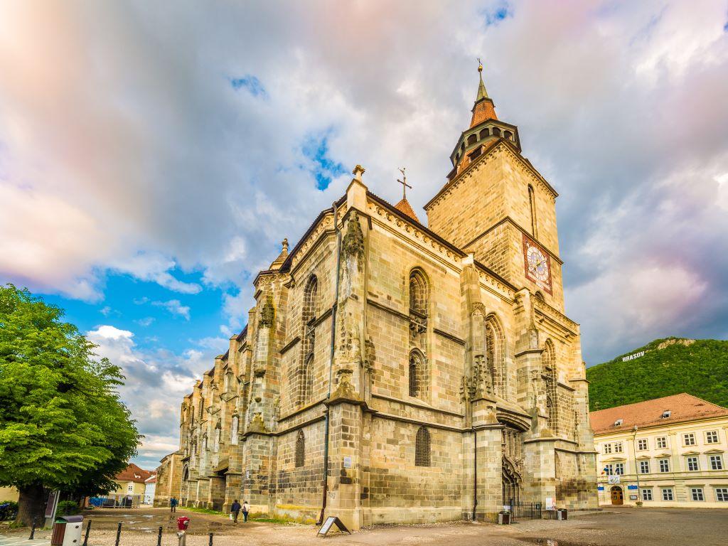 Day 03-06  Black Church, Brasov (黑人教堂,布拉索夫)