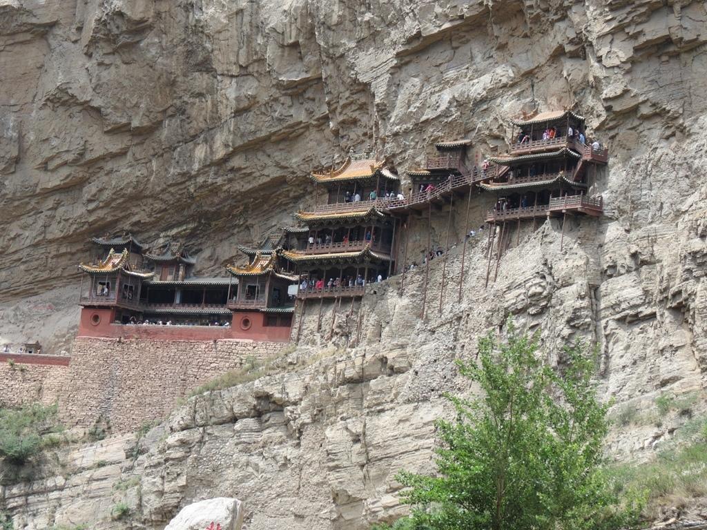 Monastery悬空寺