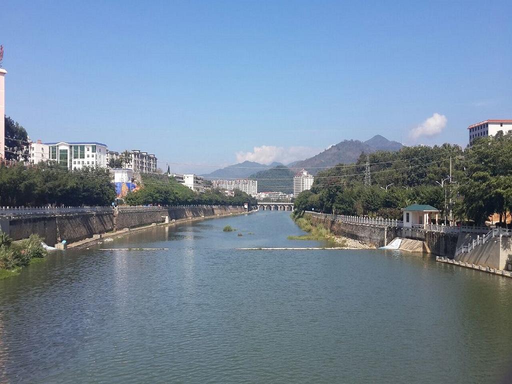 Wanquan River 万泉河