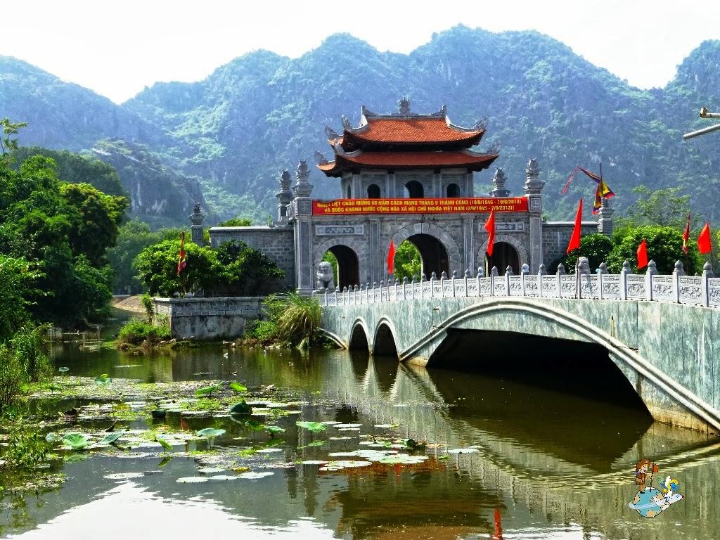 Hoa Lu Citadel