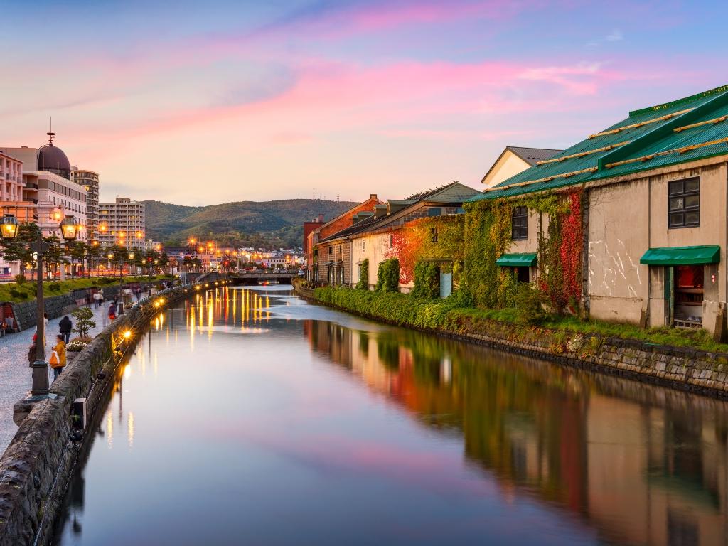 Otaru Canal / 小樽及小樽运河